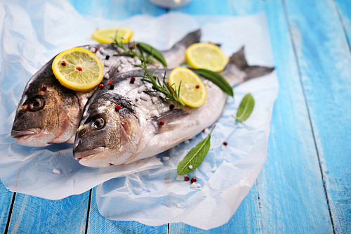 Fish carry Omega 3 Fatty Acids