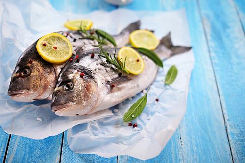 Fish carry Omega 3 Fatty Acids